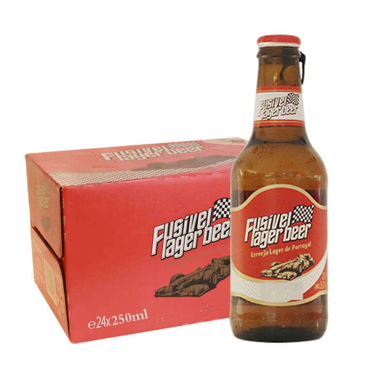 导火索啤酒 250ml*24瓶