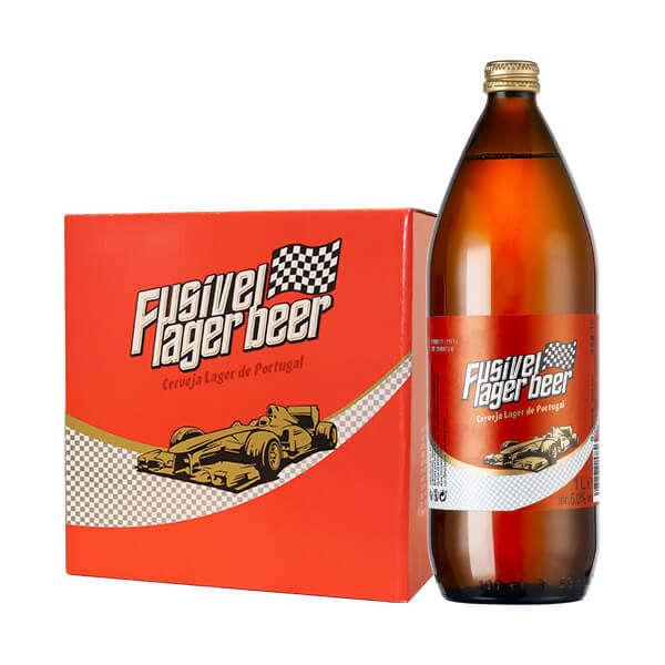 导火索啤酒 1L*6瓶