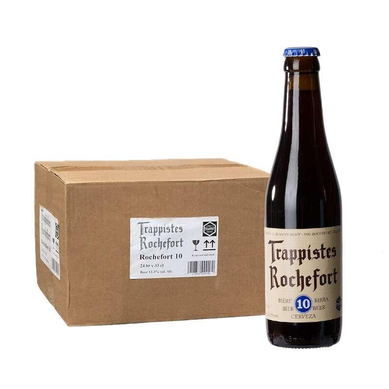 罗斯福10号啤酒 330ml*24瓶