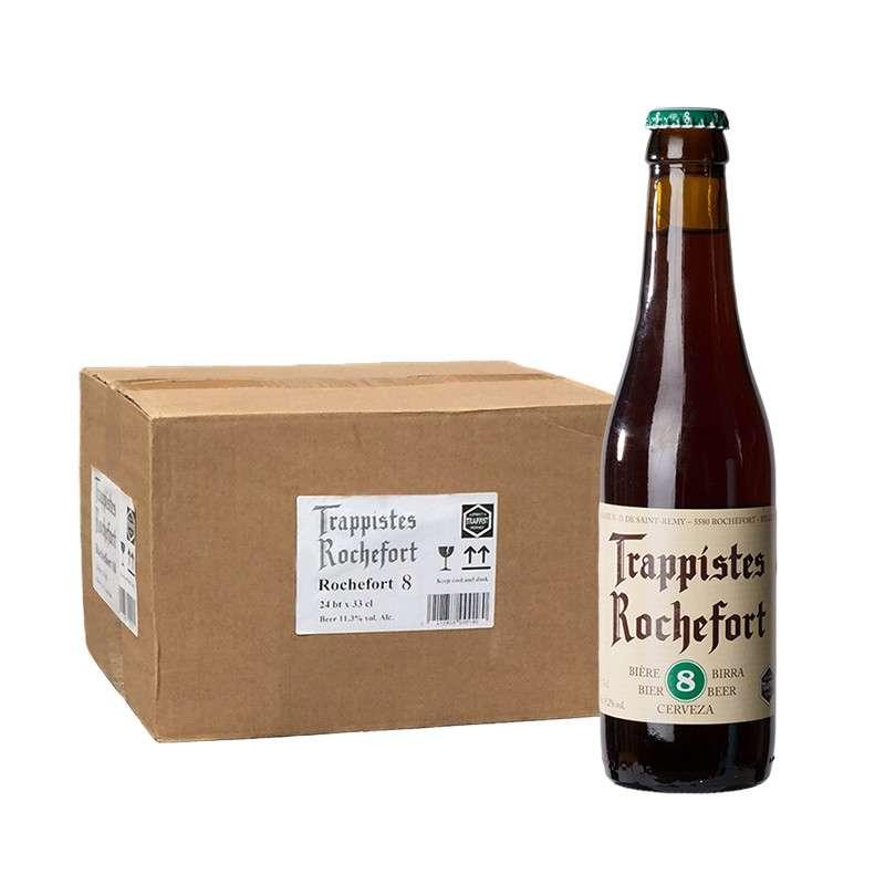 罗斯福8号啤酒 330ml*24瓶
