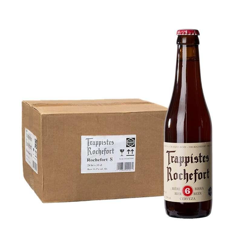 罗斯福6号啤酒  330ml*24瓶