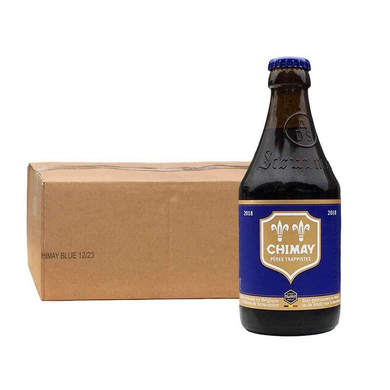 智美蓝帽啤酒330ml*24瓶