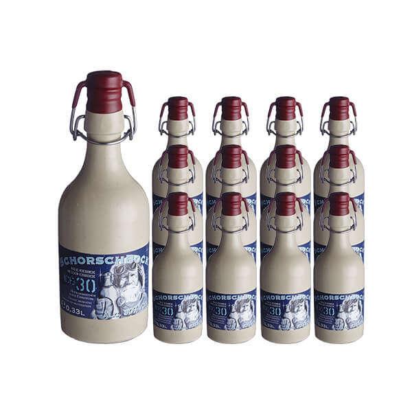少士博30度烈性啤酒 330ml*12瓶