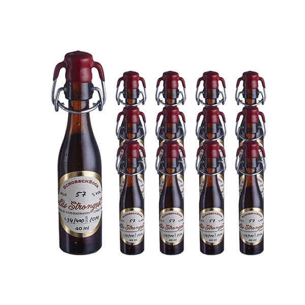 少士博57度烈性啤酒 40ml*12瓶