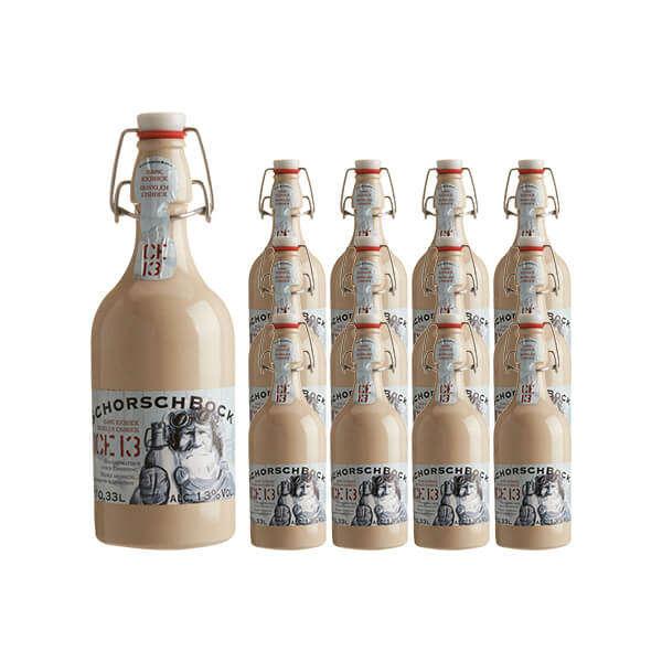 少士博13度烈性黑啤酒 330ml*12瓶