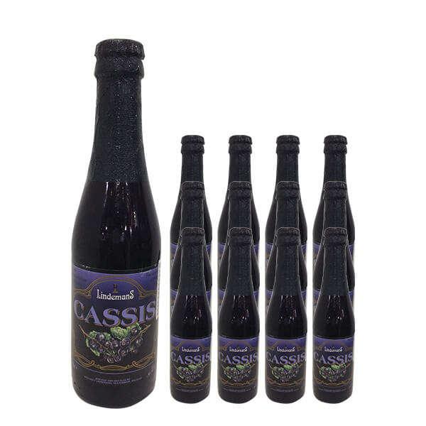 林德曼/利德美思(蓝莓)啤酒 250ml*24瓶