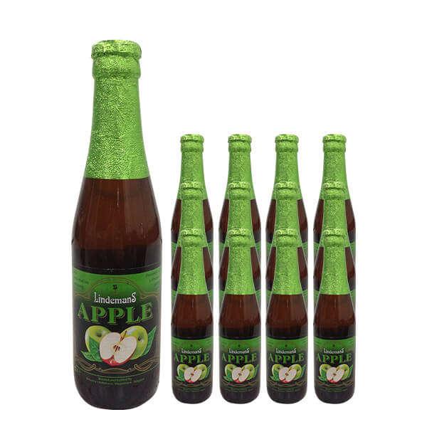 林德曼/利德美思(苹果)啤酒250ml*24瓶