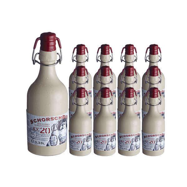 少士博20度烈性啤酒 330ml*12瓶