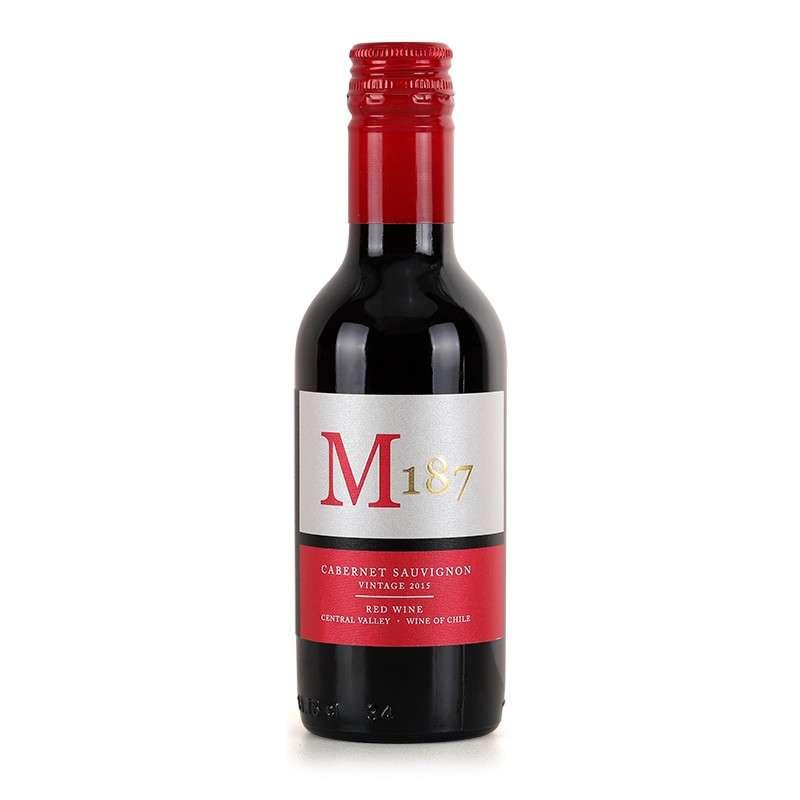 迷你赤霞珠干红葡萄酒187ml