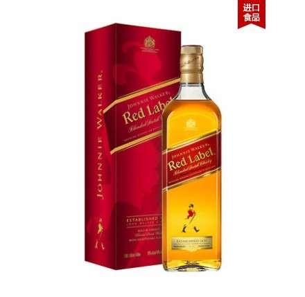 尊尼获加红标调配型威士忌700ml
