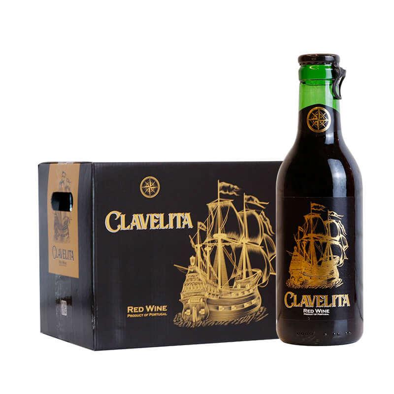 科滕(拉环版)干红葡萄酒250ml*12瓶