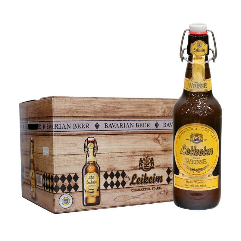 莱凯姆白啤酒500ml*20瓶