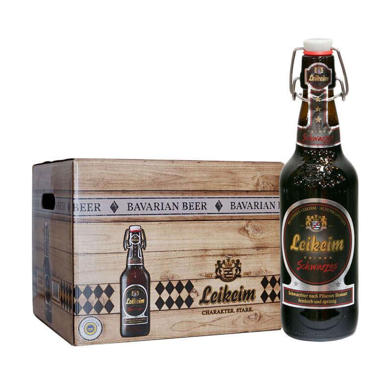 莱凯姆黑啤酒500ml*20瓶