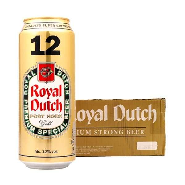 皇家骑士12° 烈性啤酒 500ml*24听