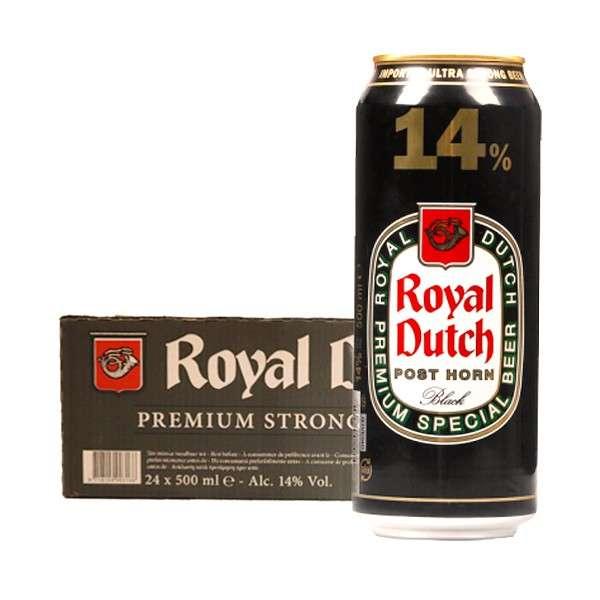 皇家骑士14° 烈性啤酒 500ml*24听