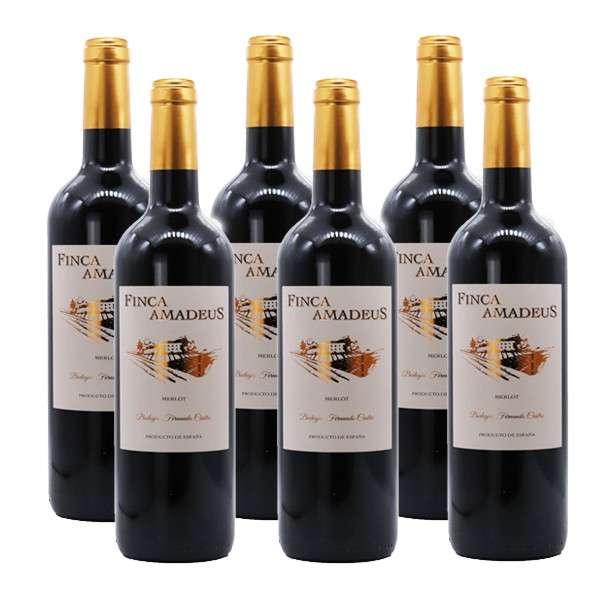 阿马蒂庄园干红葡萄酒750ml