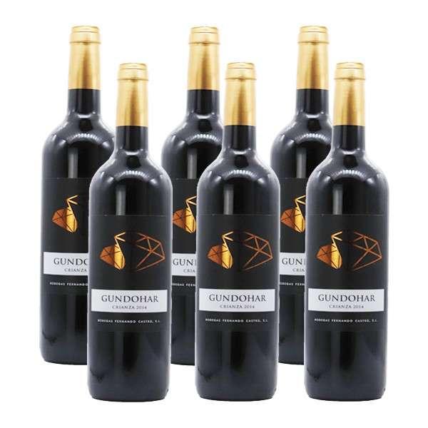 贡帝干红葡萄酒750ml