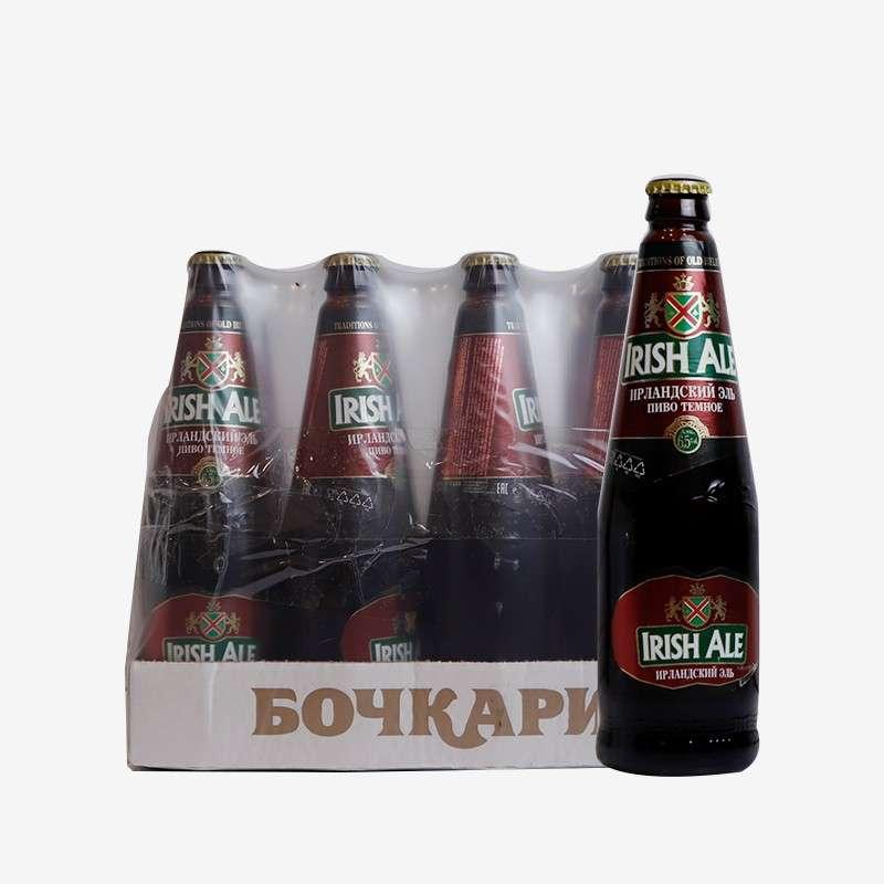 老爱尔兰原味黑啤酒500ml*12瓶
