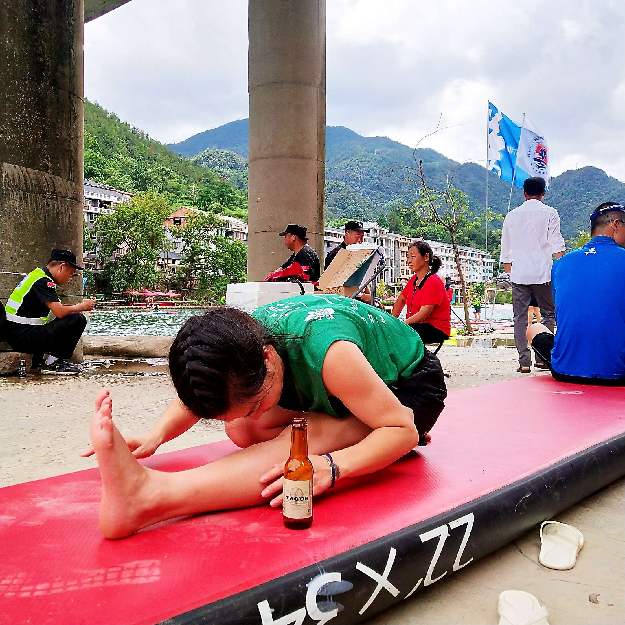 赛事总结 | 2019第三届楠溪江国际桨板公开赛