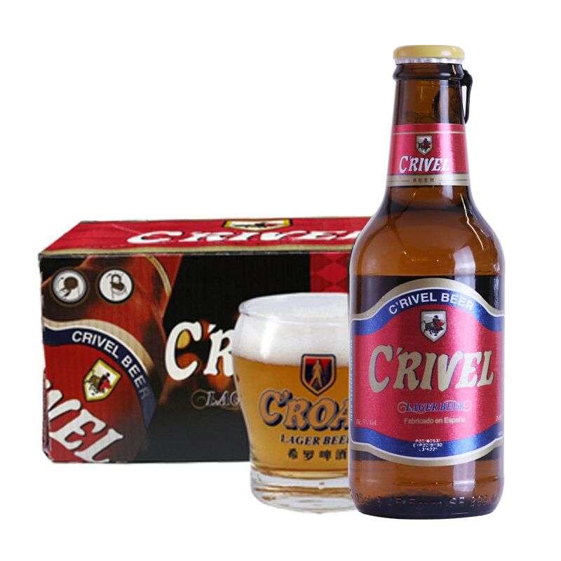 希罗啤酒 250ml*24瓶